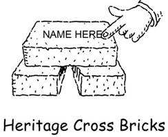 Heritage Cross Bricks