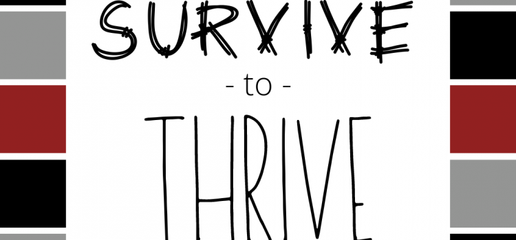 Survive to Thrive Campaign Kickoff and Summer at CRD